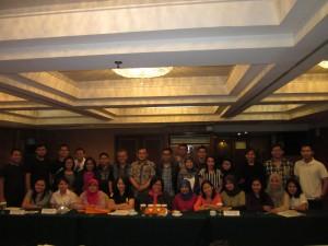 Pelatihan Inhouse Produktivitas Diri (21 November 2015)