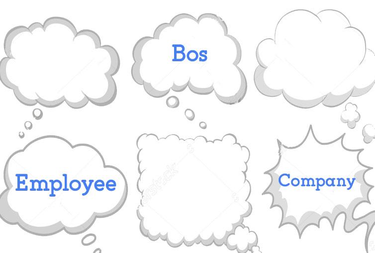A Dream Employee, Bos & Company