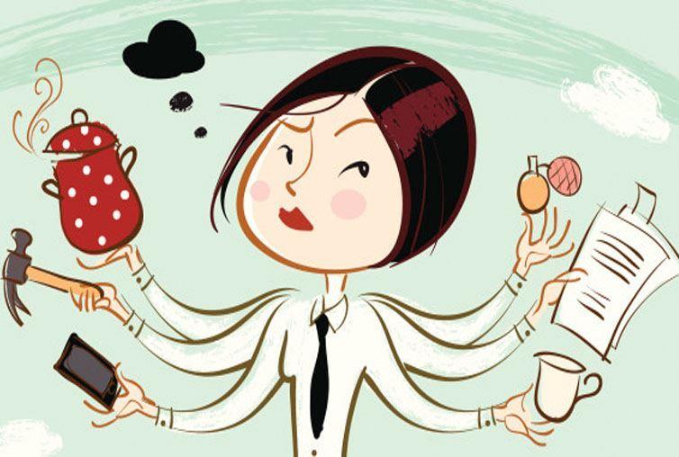 Kesibukan yang tidak Produktif, Sibuk yang berlebihan dengan Dirinya Sendiri