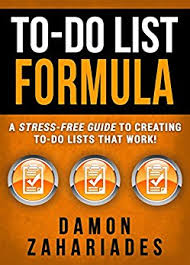 To Do List Formula by Damon Zahariades (2016)