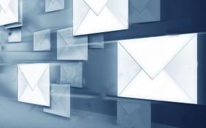 Mengelola email dari hilir ke hulu