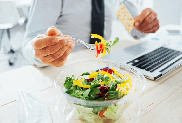 Manajemen Enerji 1: Makanan