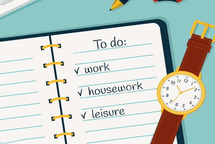 Dari Manajemen Waktu ke Produktivitas Diri