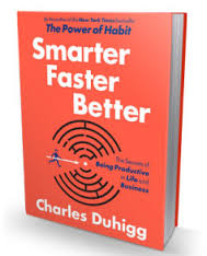 Smarter Faster Better (2016) by Charles Duhigg