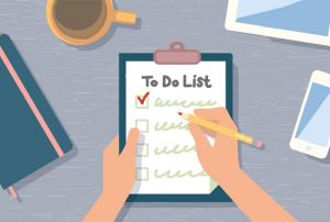 Memulai hari dengan Daftar Aktivitas yang tepat
