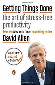 Getting Things Done by David Allen (2015)