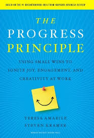 The Progress Principle by Teresa Amabile dan Steven Kramer