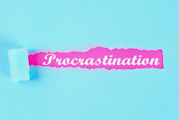 Apakah saya Procrastinating?